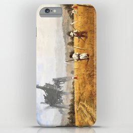 1920 - sail iPhone Case