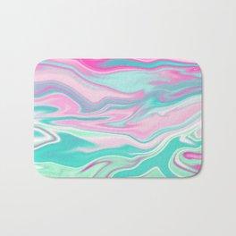 Iridescent Marble 08 Bath Mat