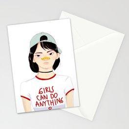Min Yoonji Stationery Cards