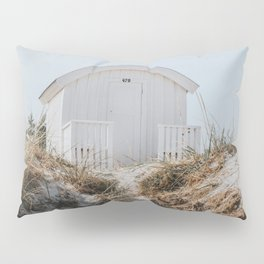 Salty Summer - Landscape and Nature Photography Pillow Sham