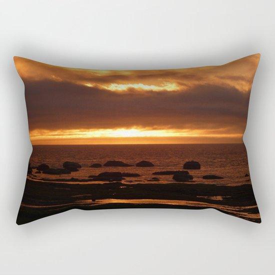 Sensational Sunset Rectangular Pillow