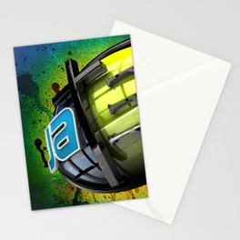 JA street art Stationery Cards