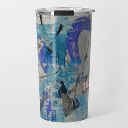 Urban Abstract 117 Travel Mug