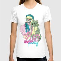 horror T-shirts featuring Lsd  horror party by DIVIDUS