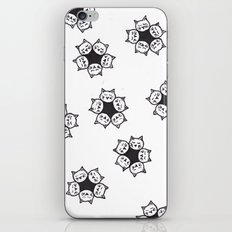 Cat Blossoms iPhone & iPod Skin