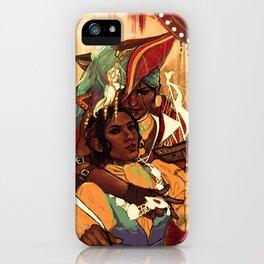 Josibela iPhone Case