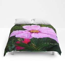 Dew Drop Delight Comforters
