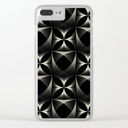 Star King, 2160c Clear iPhone Case