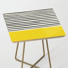 Sunshine x Stripes Side Table