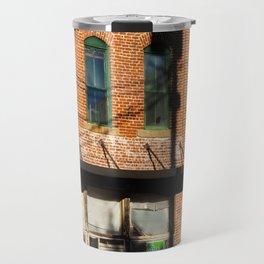 Window Shopping Travel Mug