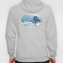 Old pear tree (cool edition) Hoody