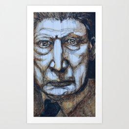 Lucian Freud Art Print