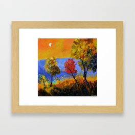 Autumn 88711 Framed Art Print