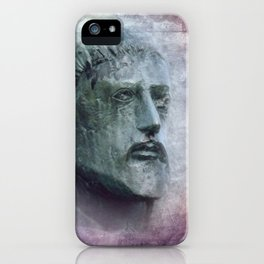 made of stone iPhone Case