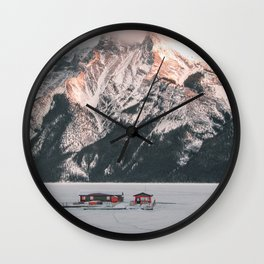 A Pretty Place for Dreaming Wall Clock