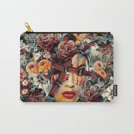 Queen of Nature Carry-All Pouch