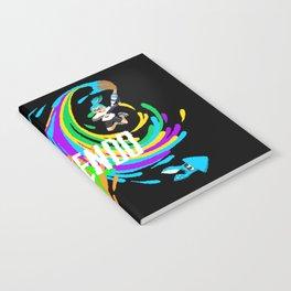 Pixel Splatoon Notebook