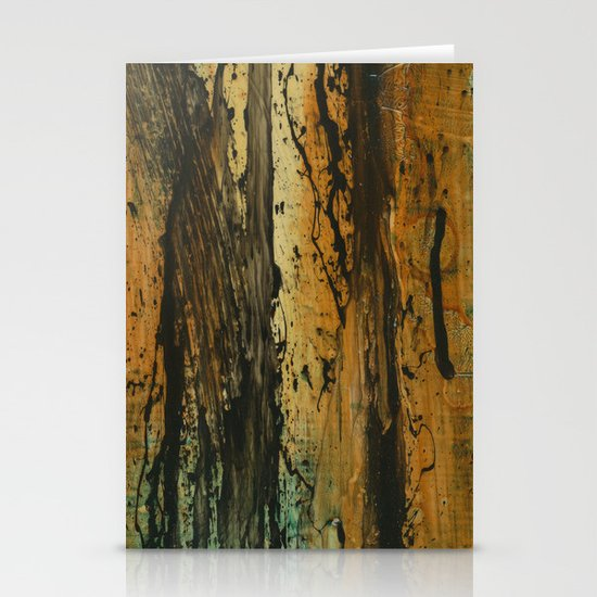 Abstractions Series 006 Stationery Cards