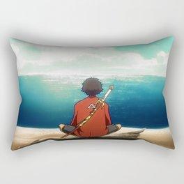 Samurai Champloo Mugen Rectangular Pillow