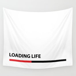 Loading Life Wall Tapestry