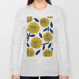 Floral_blossom Long Sleeve T-shirt