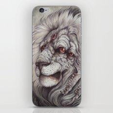 the Nemean Lion iPhone & iPod Skin
