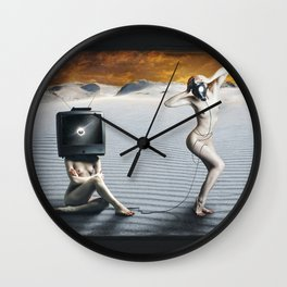 All That is Gone Wall Clock