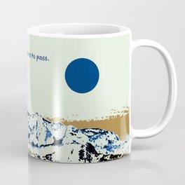 Rain Dance Coffee Mug