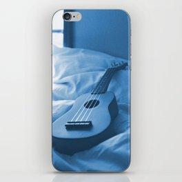 Uke Indigo iPhone Skin