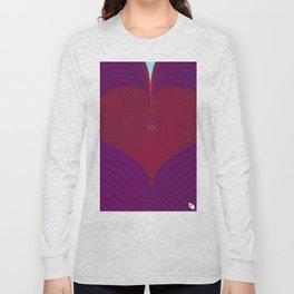 I Heart Lines Long Sleeve T-shirt