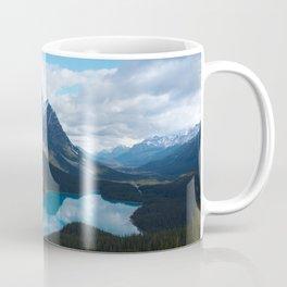 Peyto Lake, Banff National Park Coffee Mug