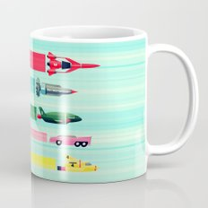 THUNDERBIRDS! Coffee Mug