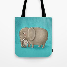 trunk nest Tote Bag