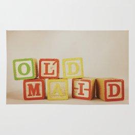 Old Maid Rug