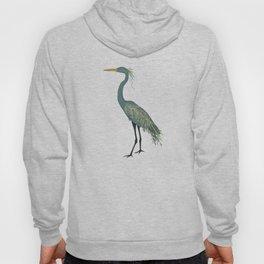 Camouflage: The Crane Hoody