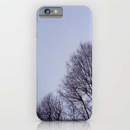 Nature and landscape 2 iPhone Case