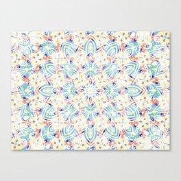 A Sugar Cookie Canvas Print