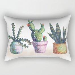Cacti for cactuslovers Rectangular Pillow