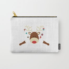 This Girl Loves Christmas Carry-All Pouch