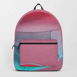 strapped Backpack