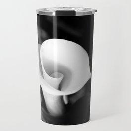 Cala Lilly Spiral Flower Travel Mug