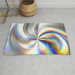 Mystical Hologram Design Rug