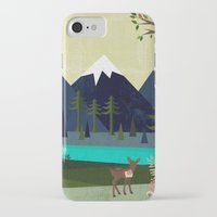 cartoons iPhone & iPod Cases featuring March by Kakel