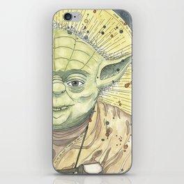 Yoda iPhone Skin