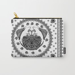 Henna of Pugly Carry-All Pouch