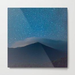 Scenic View of Night Sky Metal Print