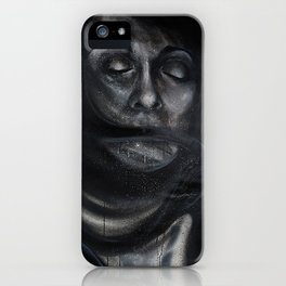 Amberly iPhone Case