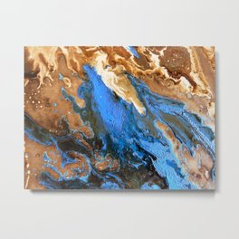 From The Sky Metal Print