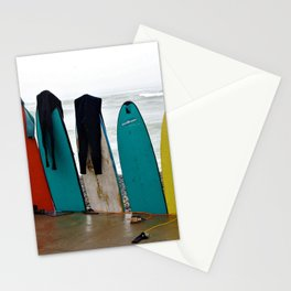 Wave Series Photograph No. 21. - Day's End Stationery Cards