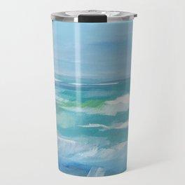 Lime Sea Travel Mug